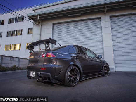 Mitsubishi Lancer Evo X by Garage G-Force