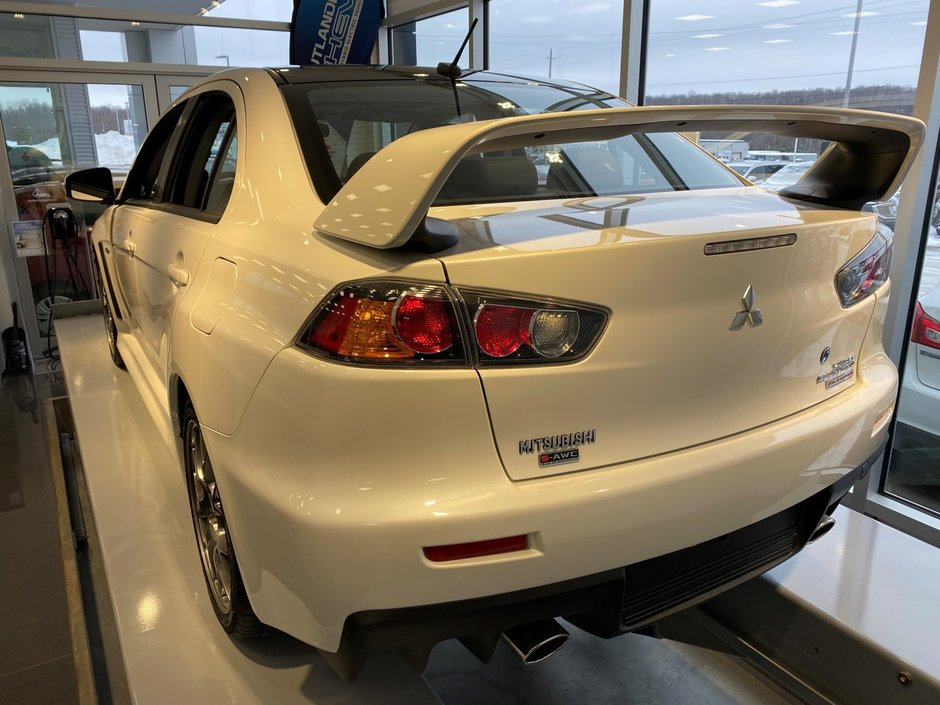 Mitsubishi Lancer Evolution Final Edition de vanzare