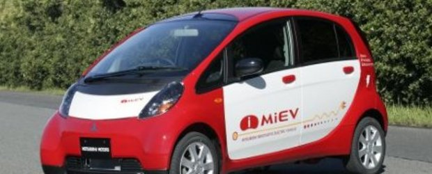 Mitsubishi lanseaza i -MIEV