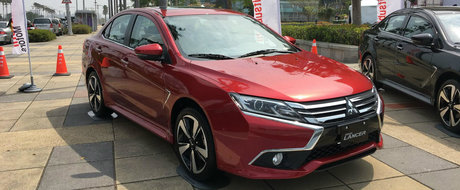 Mitsubishi lanseaza un nou Lancer, insa tu nu il vei putea cumpara