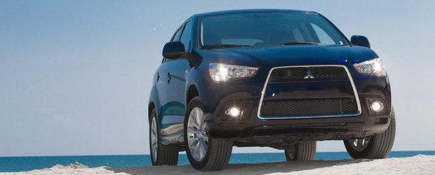 Mitsubishi Motors vinde uzina din Olanda pentru 1 euro