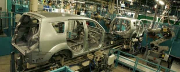 Mitsubishi nu va mai produce masini in Europa