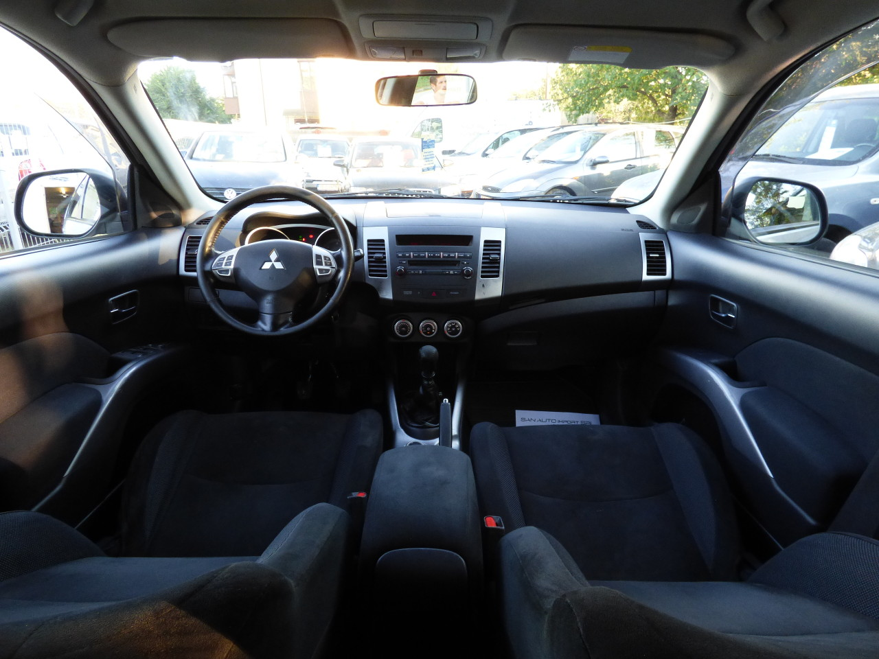 Mitsubishi Outlander 2.0DI-D 2008