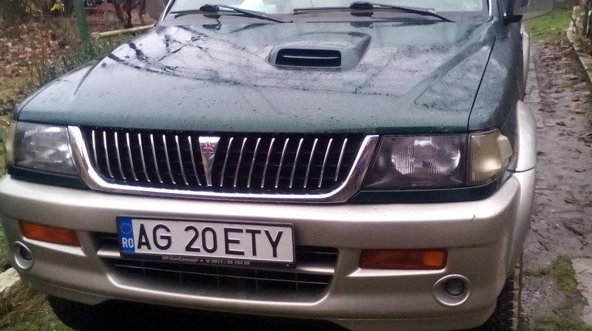 Mitsubishi Pajero 2.5 TDI 1999