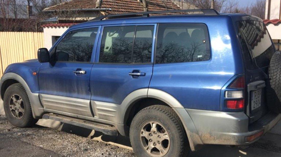 Mitsubishi Pajero 3.2 2002