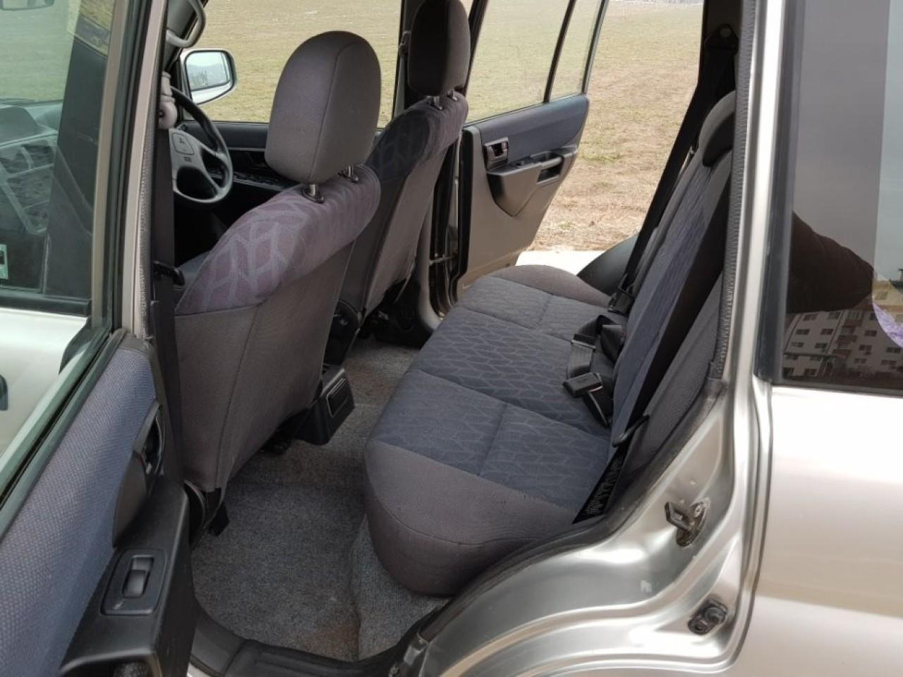 Mitsubishi Pajero Pinin 2.0 GDi 2003