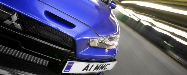 Mitsubishi scoate modelul Lancer EVO X din oferta britanica