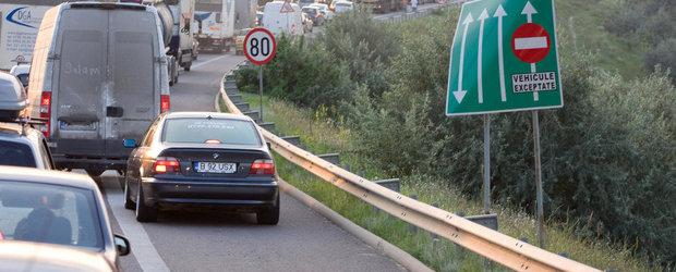 Mituri rutiere: autoritatile viseaza la 'Marea Unire' a autostrazilor