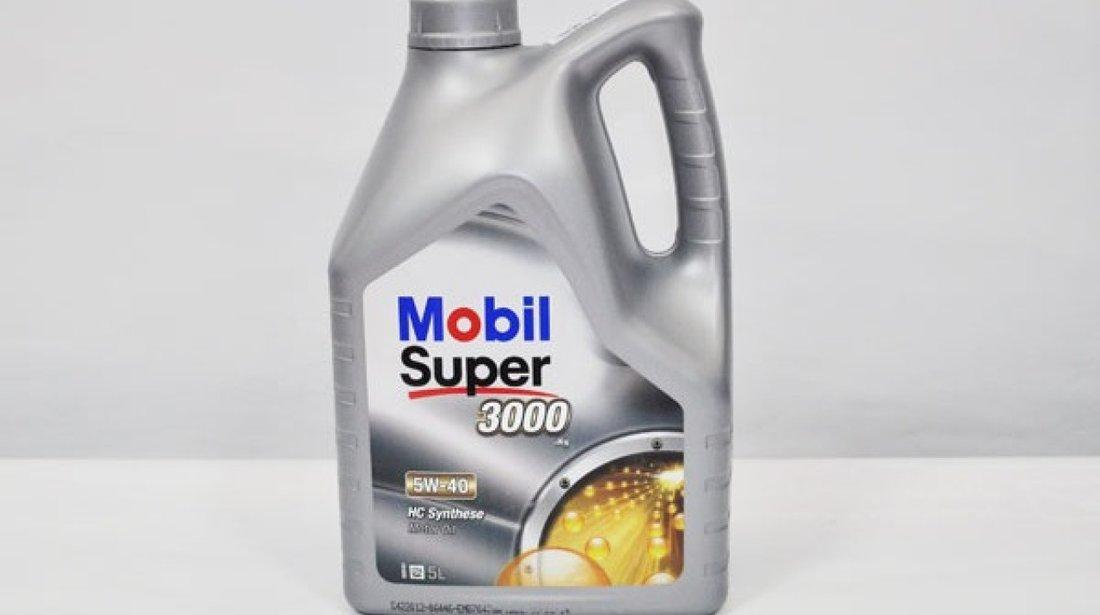 MOBIL SUPER 3000 X1 5W-40- 5L MOBIL 150565 <br>