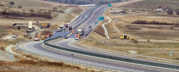 Mobilizati pe santiere in ciuda noului coronavirus. Romania ar putea inaugura inca 64 de km de autostrada pana la finalul anului