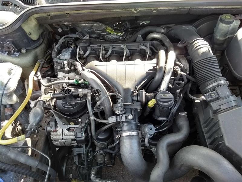 Mocheta podea interior Peugeot 407 2009 Sedan 2.0 HDi
