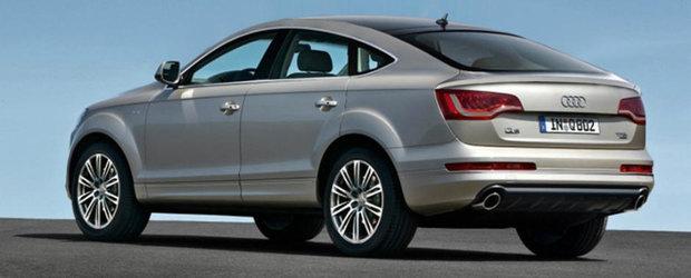 Moda SACilor in segmentul premium: replica Mercedes, Porsche si Audi la BMW X6