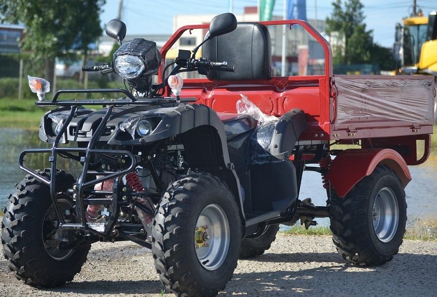 Model: ATV 200cc  Bumper  ENFIELD-NORTON