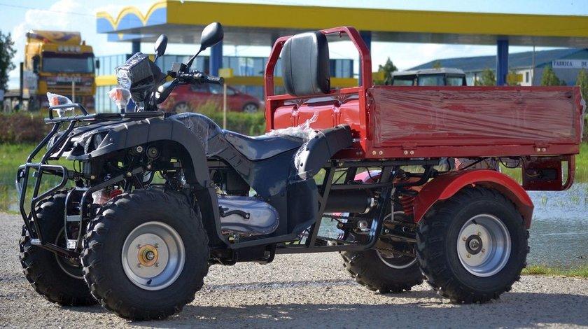 Model: ATV 200cc  Bumper  Garantie 12Luni