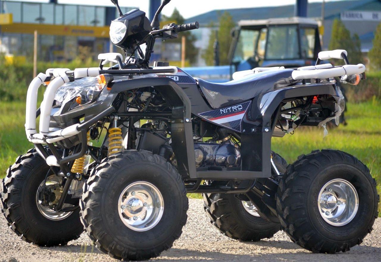 Model: ATV FX Hummer 150cc ENFIELD-NORTON