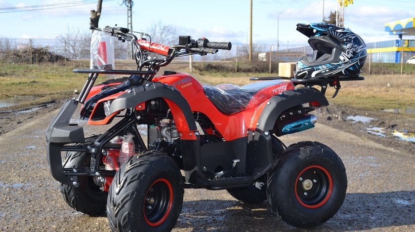 Model: ATV Grizzly R8 125 CC
