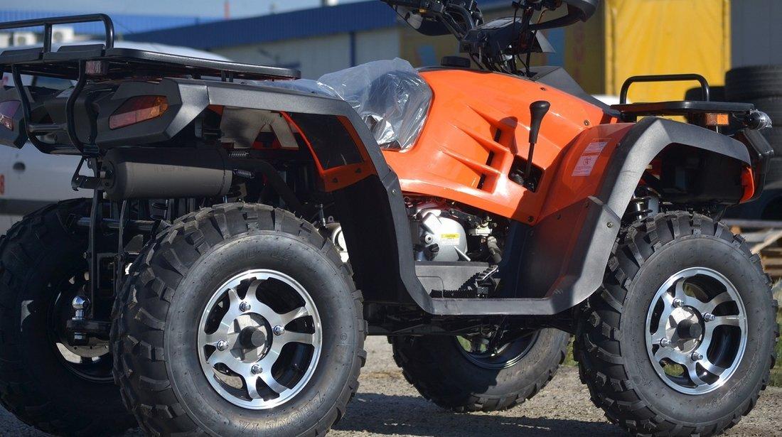 Model: ATV Hunter  300-S2