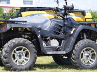 Model: ATV Hunter 550-SXL   Speedy2015