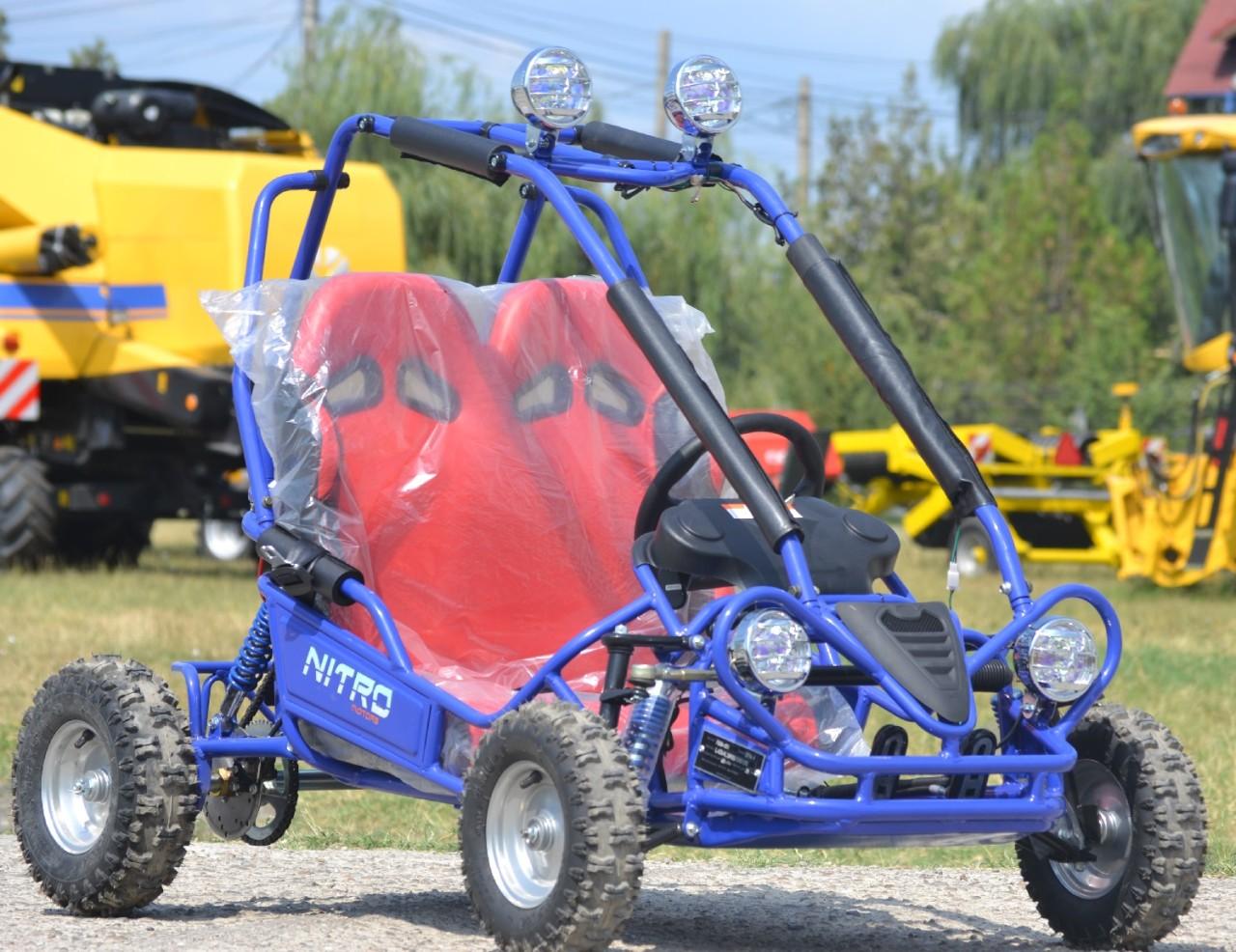 Model:Atv Kinder Buggy50cc ENFIELD-NORTON