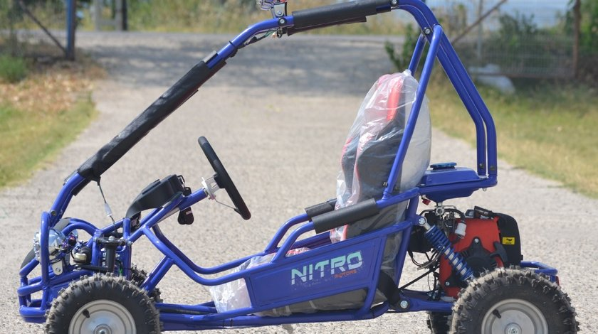 Model: ATV KinderBuggy110cc   2019