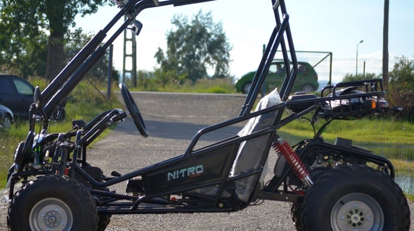 Model: ATV Motor Nitro   Speedy2015