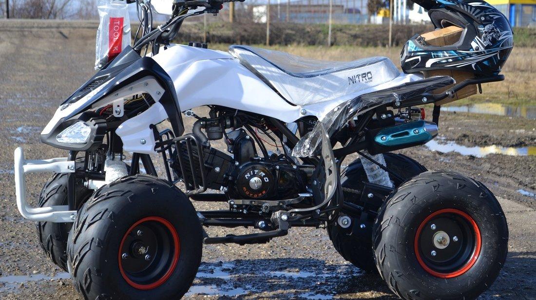 Model: ATV Raptor P7 125 CC