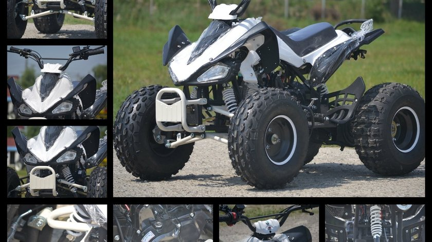 Model: ATV Raptor P7 125 CC