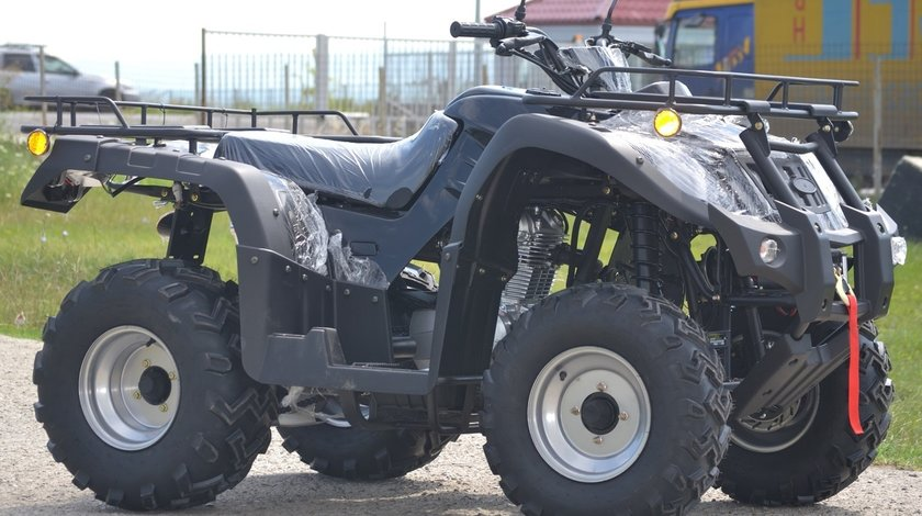 Model: ATV Rebel 250  Garantie 12Luni
