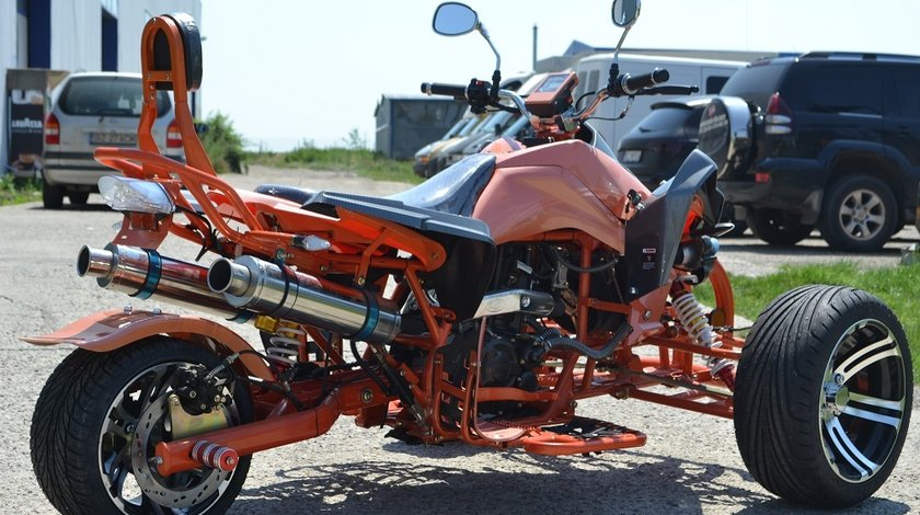 Model: ATV SpeedBirt 250