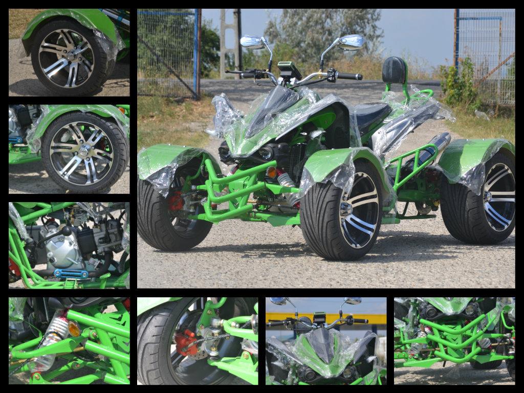 Model : ATV Viper Super  Speedy 2019
