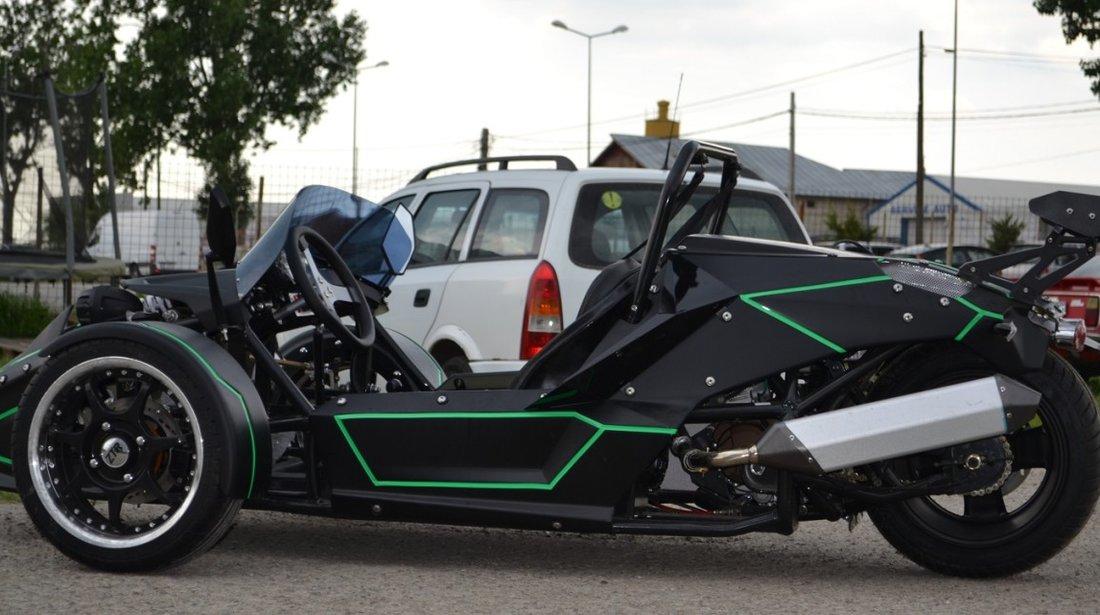 Model: ATV ZTR 250cc Garantie 12Luni