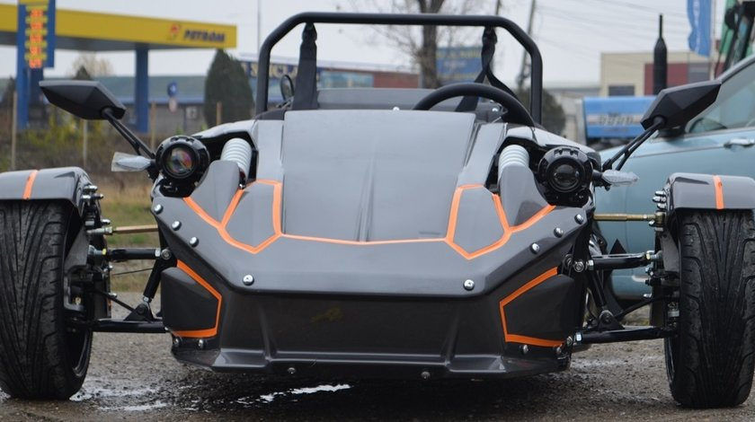 Model: ATV ZTR 250cc