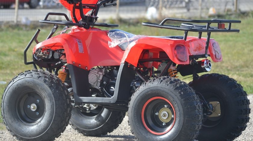 Model Nou: ATV Bmw 125 CC  Speedy-Pantera