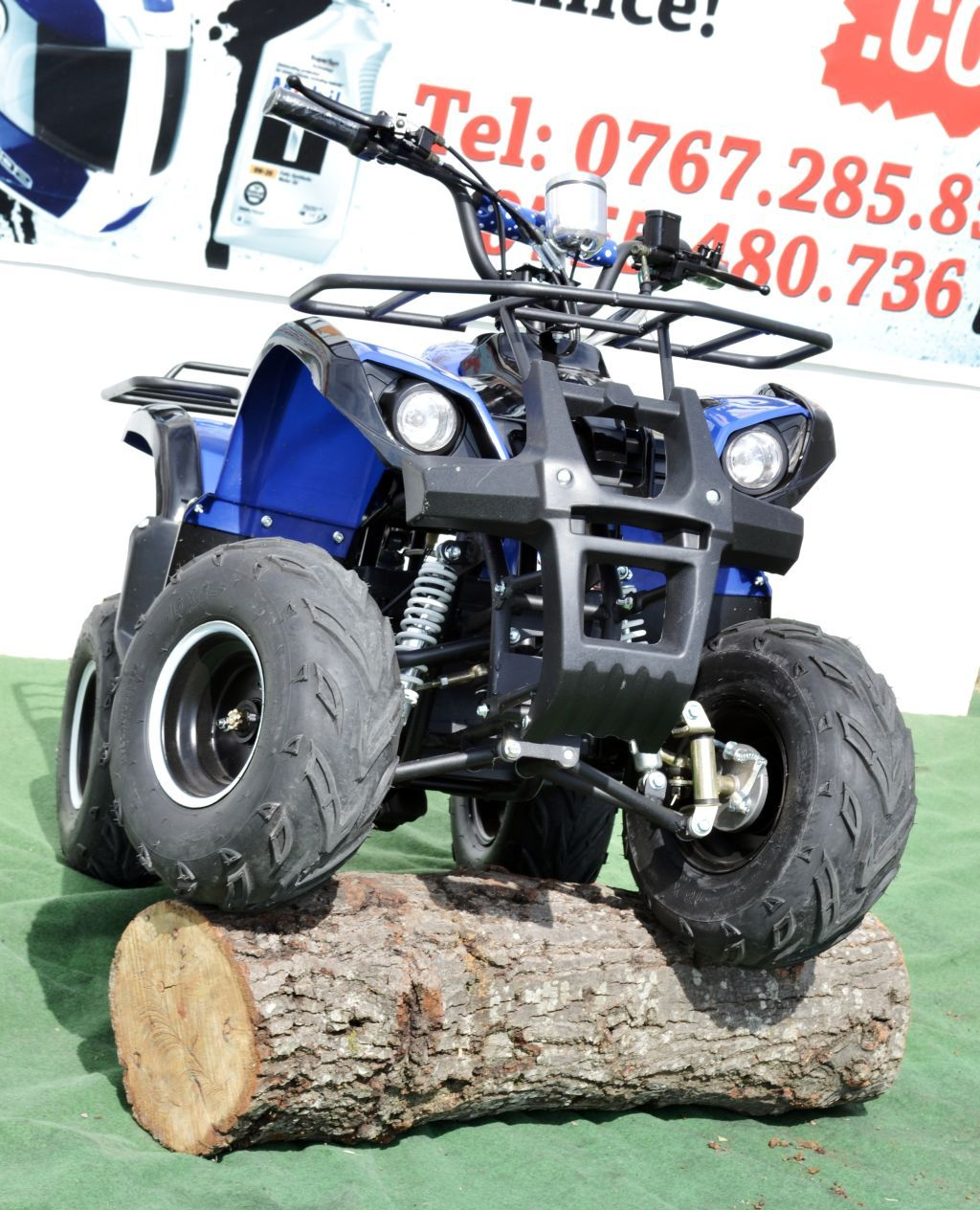 Model Nou:ATV E-Quad 1000W   Yamaha-KingRoad