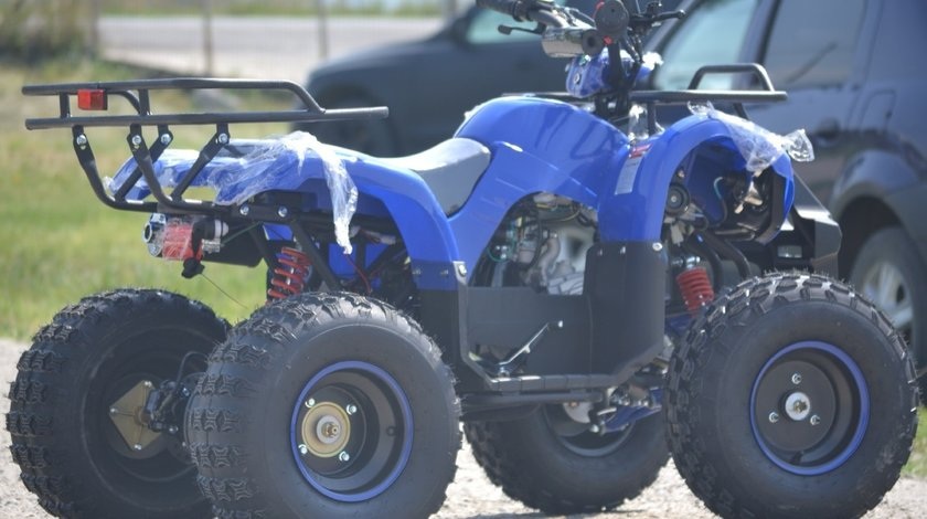 Model Nou: ATV Grizzly R8 125 CC  Champion-Off-Road
