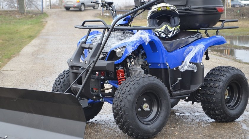 Model Nou: ATV Grizzly R8 125 CC Jobber The-World