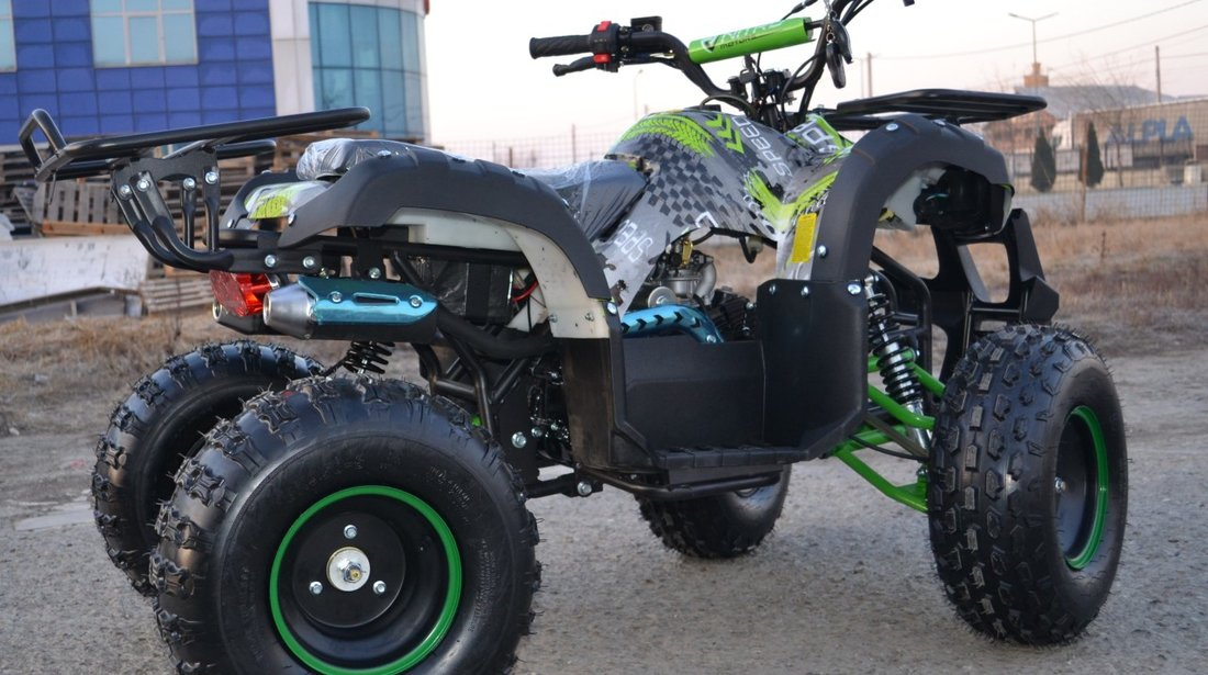 Model Nou: ATV Grizzly R8 125 CC  King-Pantera