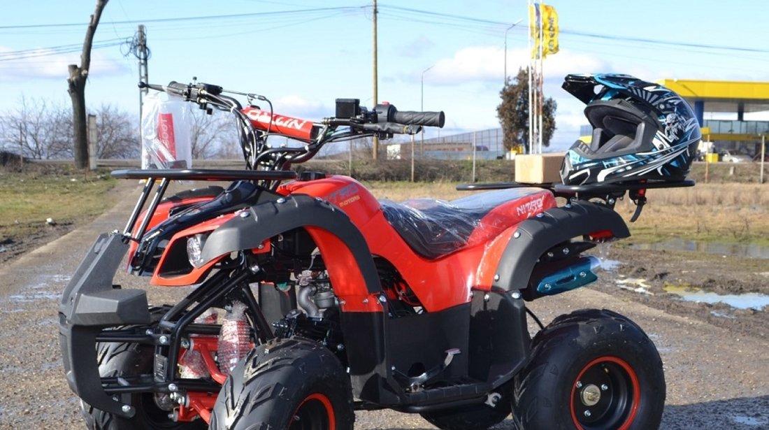 Model Nou: ATV Grizzly R8 125 CC  Out-Lander Moto-King
