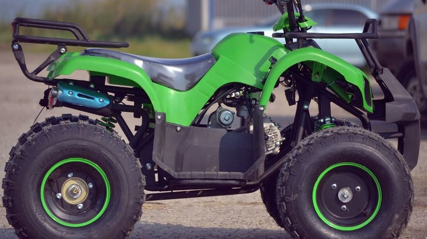 Model Nou: ATV Grizzly R8 125 CC Road-Legal