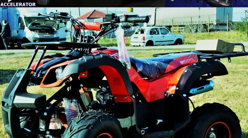 Model Nou: ATV Grizzly R8 125 CC  Strong->Monster