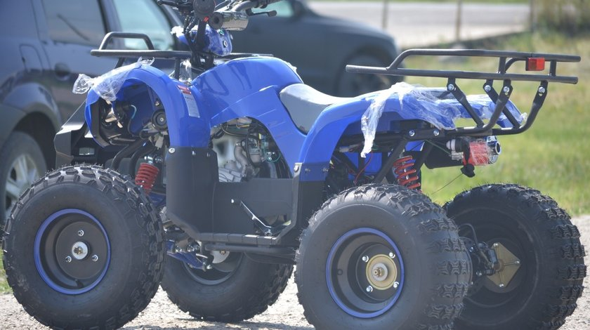 Model Nou: ATV Grizzly R8 125 CC SUPER OFERTA VERII