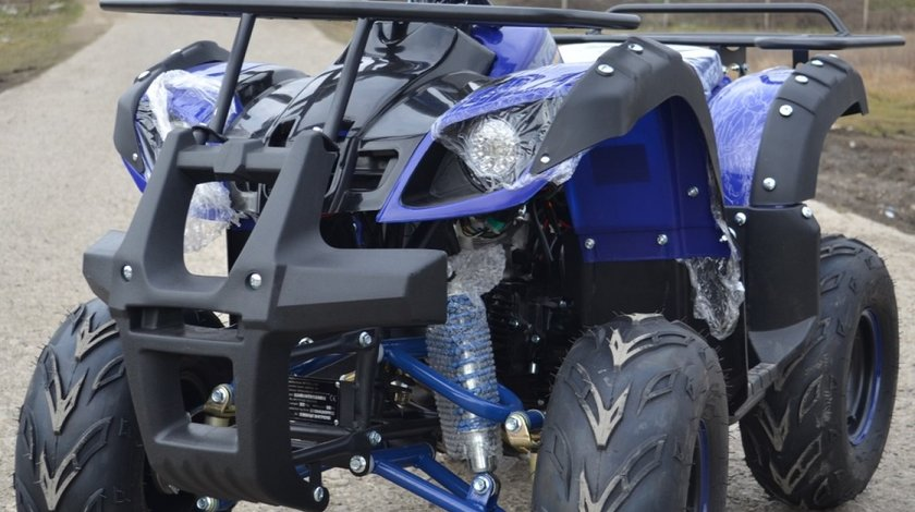 Model Nou: ATV Hummer 125CC Canicula Te Topeste Oferta Te Racoreste