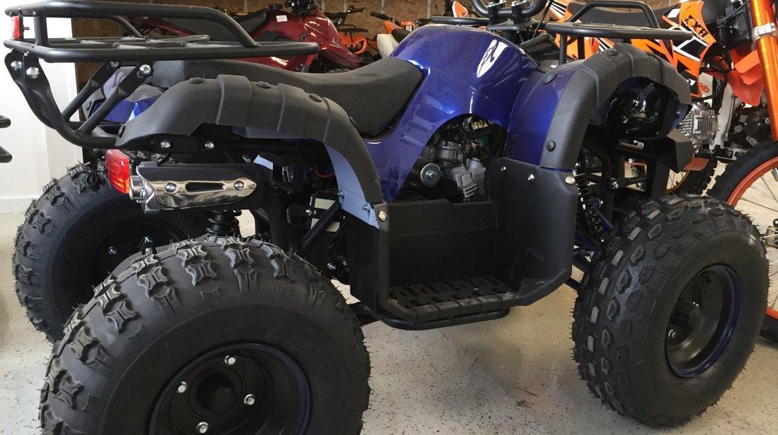 Model Nou: ATV Hummer 125CC    Out-Lander Moto-KXD