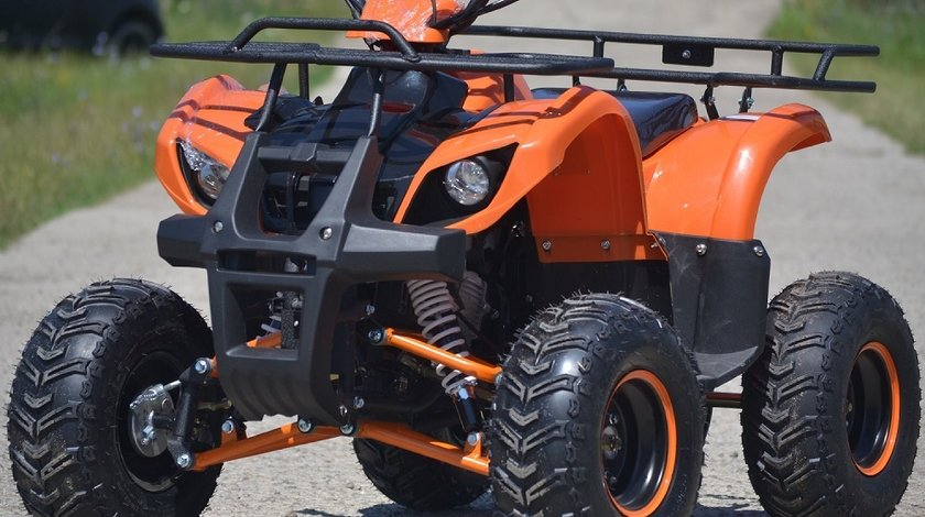 Model Nou: ATV Hummer 125CC  Road-Legal