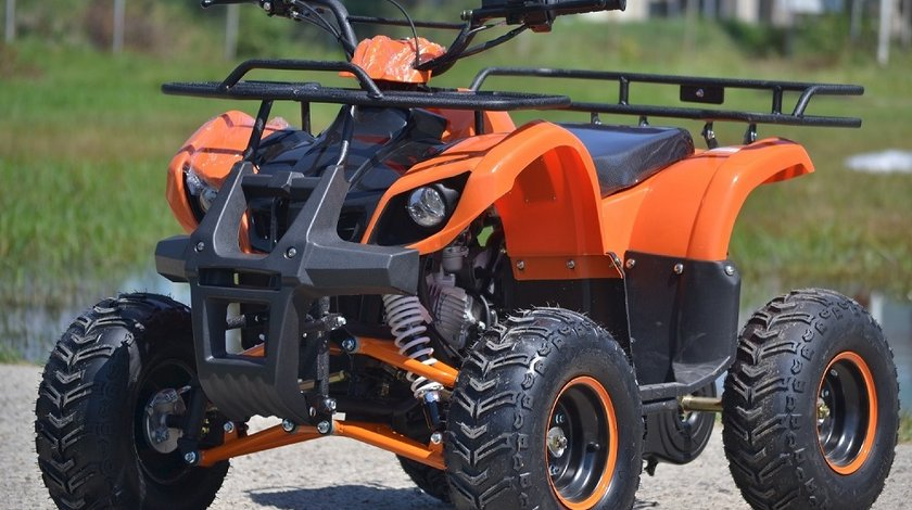 Model Nou: ATV Hummer 125CC    Star-Quantum-ZX