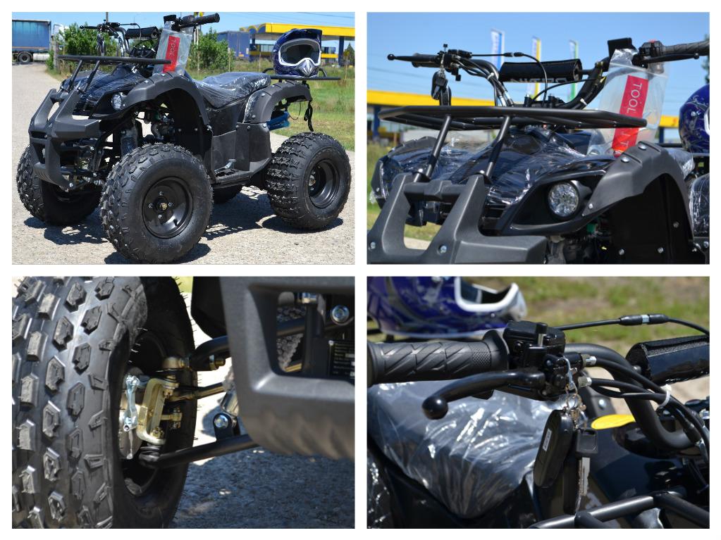 Model Nou: ATV Hummer M7 125 CC Jobber World