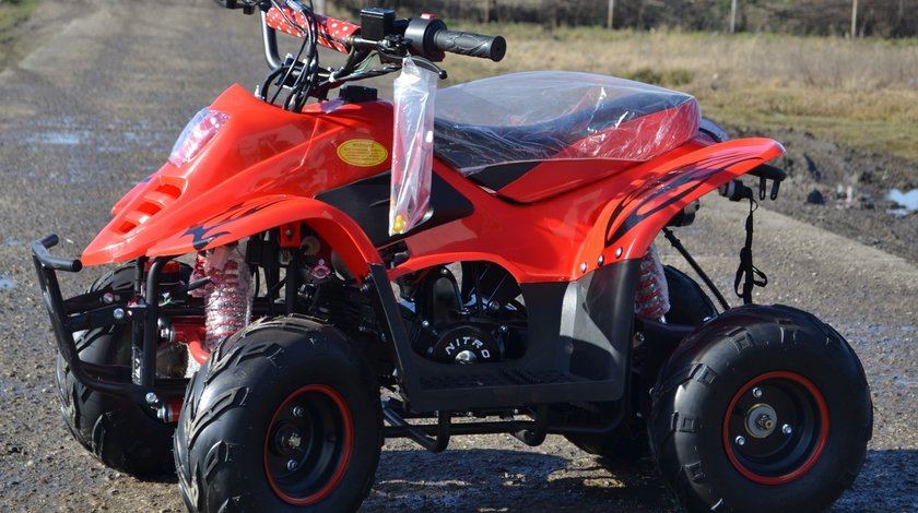 Model Nou: ATV Panzer 125 CC  Road-Legal