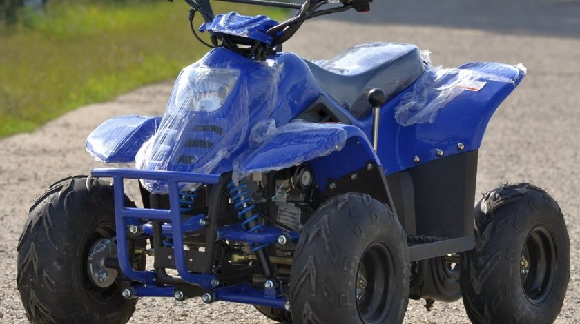 Model Nou: ATV Panzer 125 CC WORLD-CHAMPION