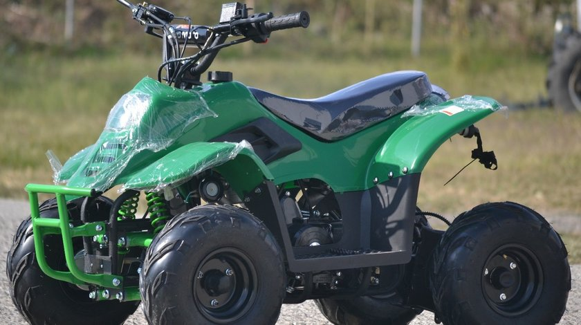 Model Nou: ATV Panzer 125 CC
