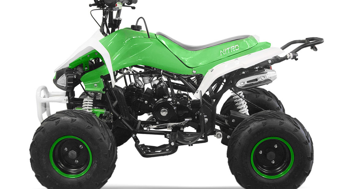 Model Nou: ATV Raptor P7 125 CC  ASPYRE-STRIKE